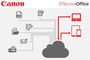 Canon EffectiveOffice - nadaljevanje zgodbe o brezpapirnem poslovanju